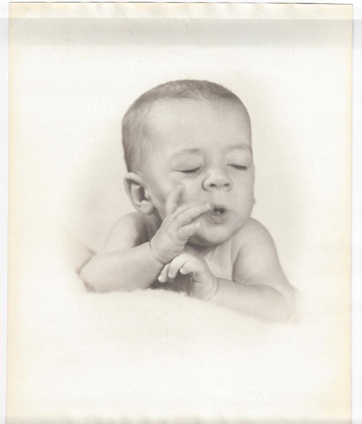 Baby Jan 1952